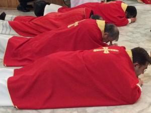 Sacerdoti della nostra parrocchia
