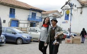 Gabriella in Perù