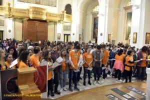 Gli educatori ACR della diocesi ricevono il mandato