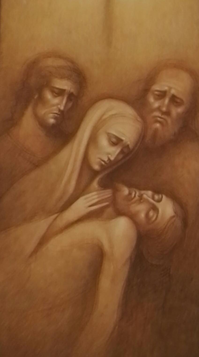 Pietà - Piero Casentini