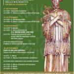 La Nostra Festa! tutti gli appuntamenti per la SOLENNITA' DI SAN LUIGI GONZAGA