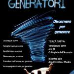 GENERATORI - Terza Tappa