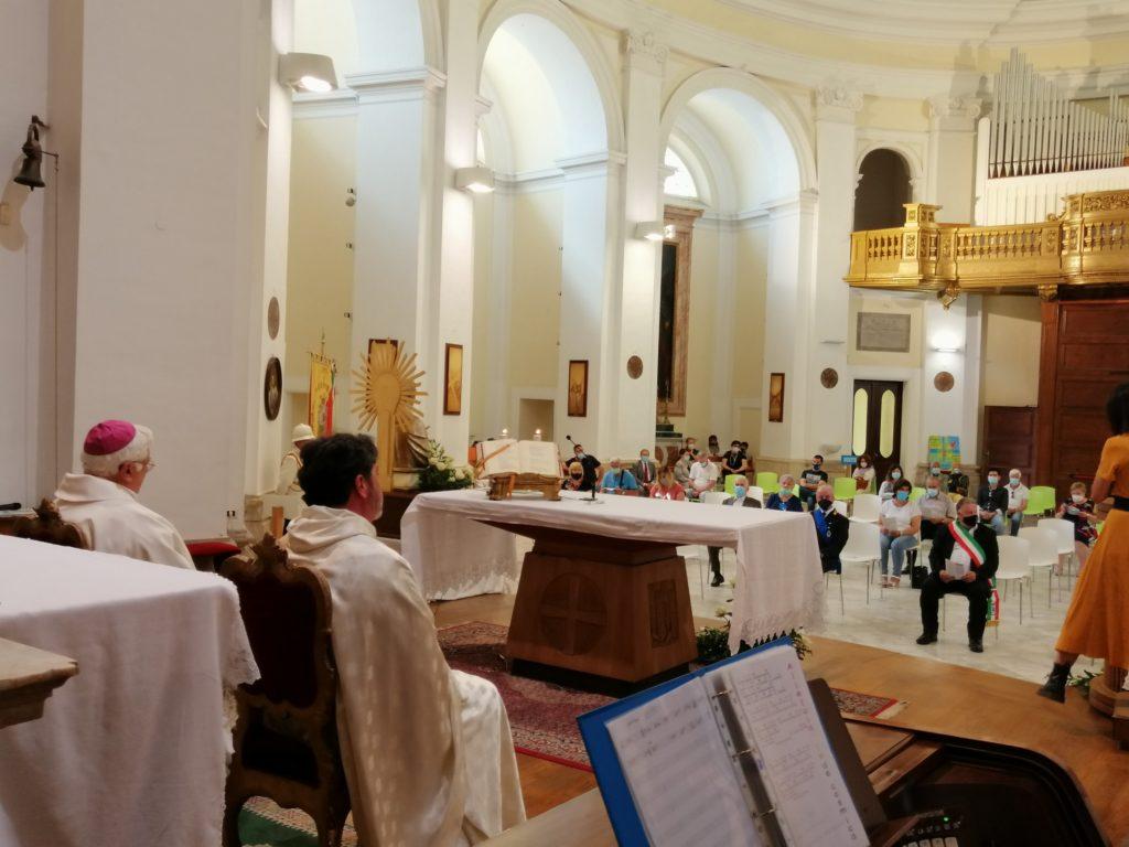 La Santa messa