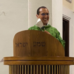 Accoglienza al nuovo parroco                    don Carlo Fatuzzo