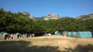 Il campo di Ovindoli